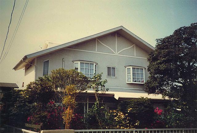 1984年-大田区I邸