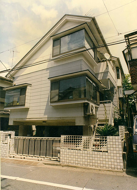 1991年中野区T邸