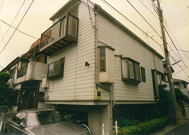 1993年-東京都練馬区練馬N邸