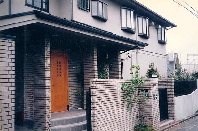1995年 東京都板橋区常盤台 O邸