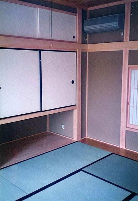 2001年東京都狛江市 駒井町 I邸